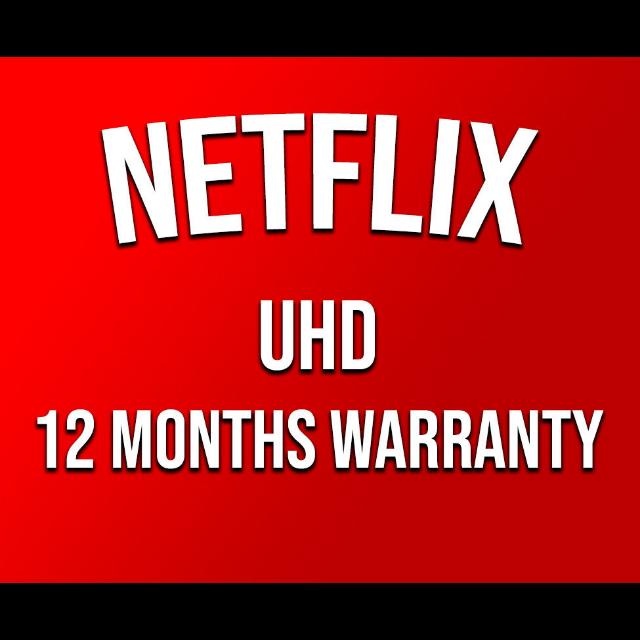 Netflix Premium Account 12 Months Warranty Uhd 4k Fast Delivery Cheapest In The World Digita Gameflip