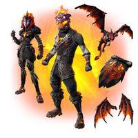 Bundle | Lava Legends Pack