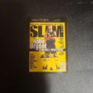 2003 SLAM MAGAZINE COVER