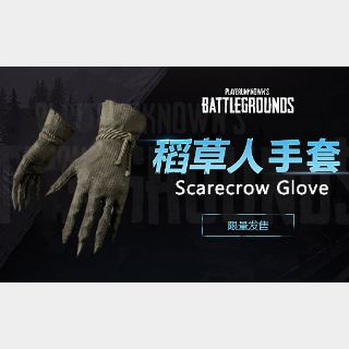 PUBG   Scarecrow Gloves