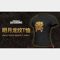 PUBG | Bright Moon Dragon Shirt