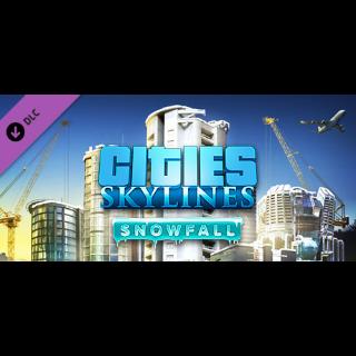 Cities: Skylines - Snowfall  Steam