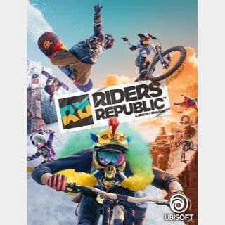Riders Republic Key Global INSTANT DELIVERY