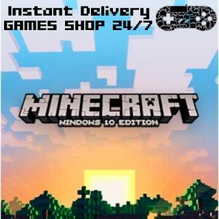 buy minecraft pc windows 7