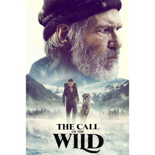 The Call of the Wild - HD - MoviesAnywhere Code
