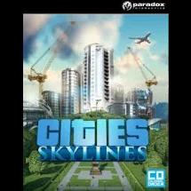 Cities Skylines + After Dark DLC Steam CD Key