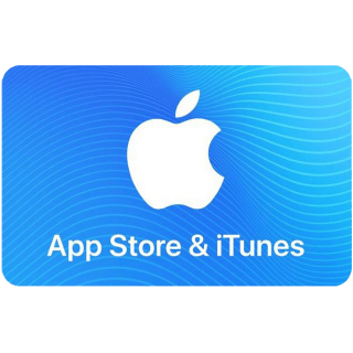 $25.00 App Store & iTunes Gift Card (US) Instant Delivery