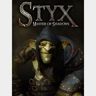 Styx: Master of Shadows - Steam key [Instant Delivery]