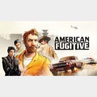 American Fugitive - Steam key [Instant Delivery]