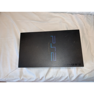 Ps2 console with 2 remotes