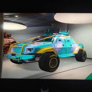 Vehicle | Modded Insurgent -Torret