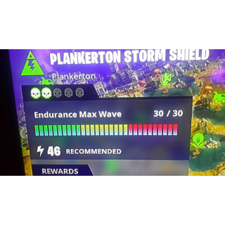 I will Build your Plankerton Endurance