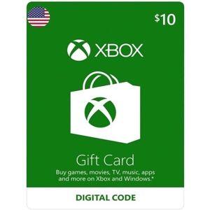 Xbox 10$ USA Instant