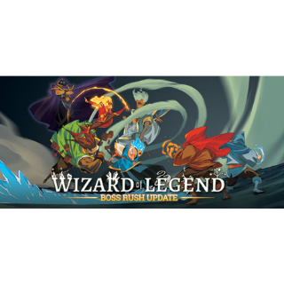 Wizard of Legend- Steam Key Instant Delivery
