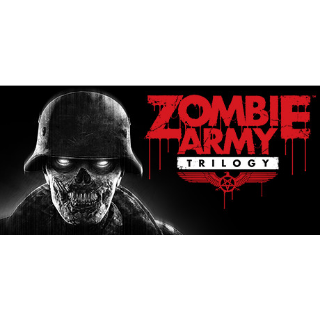 Zombie Army Trilogy- Steam Key Instant Delivery