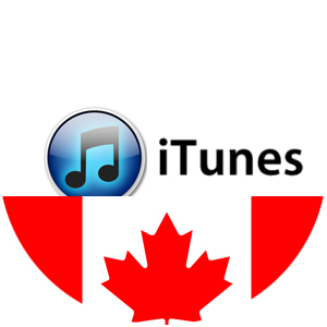 $200 iTunes CANADA eGift cards (instant delivery) bundles ( 5 X $40 )