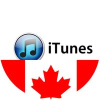 $80 iTunes CANADA eGift cards (instant delivery) bundles ( 2 X $40 )