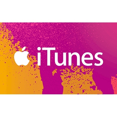 5 00 iTunes Gift Card US