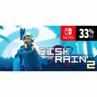 Risk of Rain 2 | USA Gift Code *INSTANT*