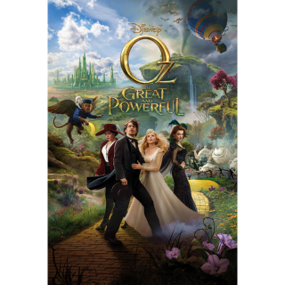 Oz the Great and Powerful (ma code)