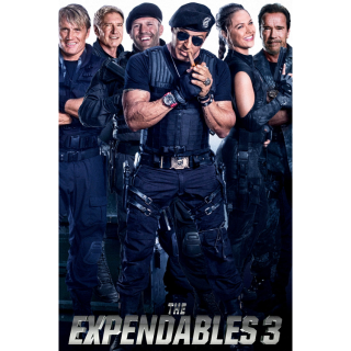 The Expendables 3 (vudu)