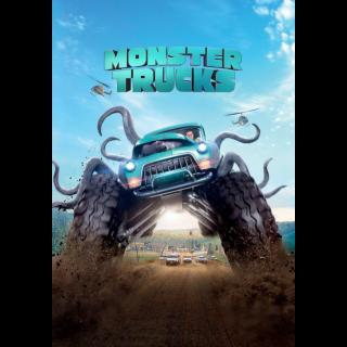 Monster Trucks *itunes*