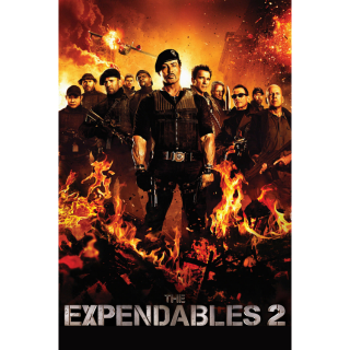 The Expendables 2 *itunes*