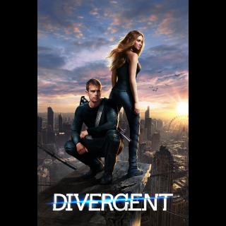 Divergent (vudu)