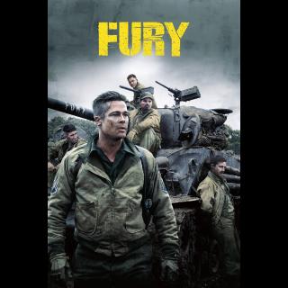 Fury (ma code)