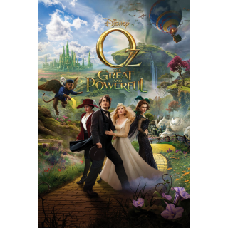 Oz the Great and Powerful (google play)