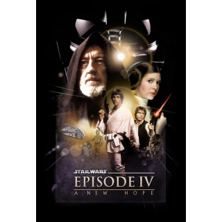 Star Wars: A new hope (ma code only!!!)