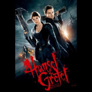 Hansel & Gretel: Witch Hunters @@ vudu code @@