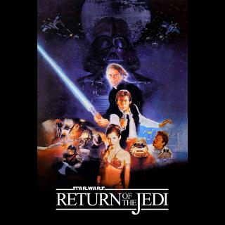 Return of the Jedi  @@ GOOGLE PLAY CODE @@