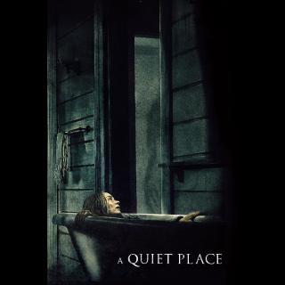 A Quiet Place (itunes)