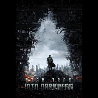 Star Trek Into Darkness (itunes code)