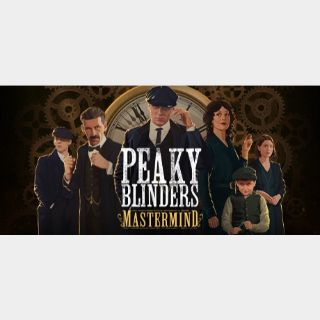 PEAKY BLINDERS: MASTERMIND - Steam key GLOBAL