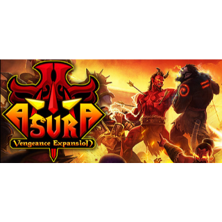 Asura Vengeance Expansion - Steam key GLOBAL