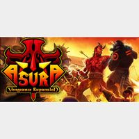 Asura Vengeance Expansion - Steam key GLOBAL