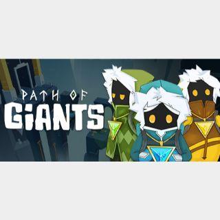 PATH OF GIANTS - Steam key GLOBAL