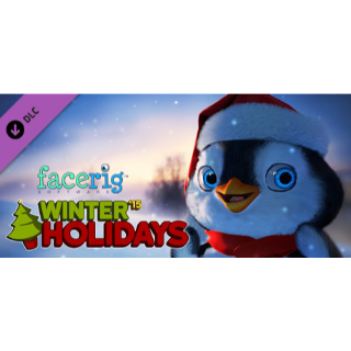 FaceRig Winter Holidays Avatars 2015 - Steam key GLOBAL