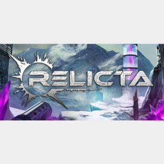 RELICTA - Steam key GLOBAL