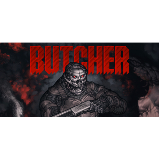 Butcher - Steam key GLOBAL