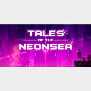 TALES OF THE NEON SEA - Steam key GLOBAL