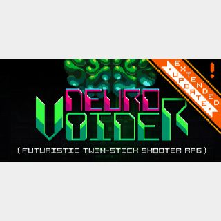 NeuroVoider - Steam key GLOBAL