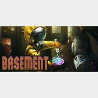 BASEMENT - Steam key GLOBAL