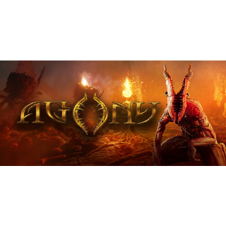 Agony - Steam key GLOBAL