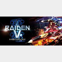 RAIDEN V DIRECTOR'S CUT - Steam key GLOBAL