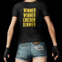 PUBG | E sports Dinner Shirt