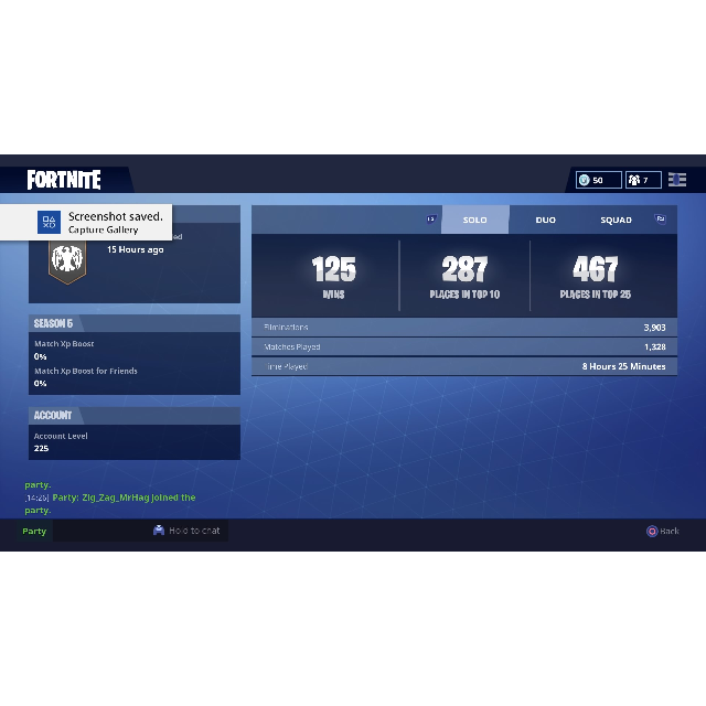 What Is Fortnite Account Level
