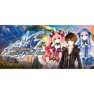 Fairy Fencer F Advent Dark Force with 8 DLCs